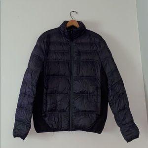 Michael kors puffer jacket (packable)